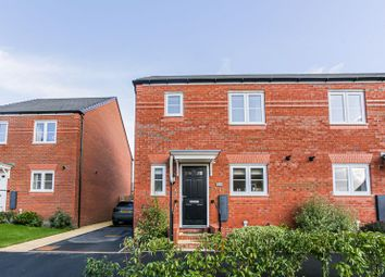 Thumbnail 3 bed end terrace house for sale in 42 Barnton Way, Sandbach