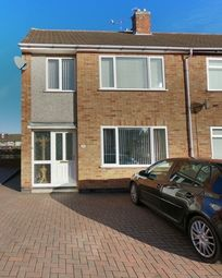 Thumbnail 3 bed end terrace house to rent in Chillaton Road, Coventry
