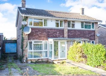 Thumbnail 3 bed semi-detached house for sale in Gorselands Road, Southampton