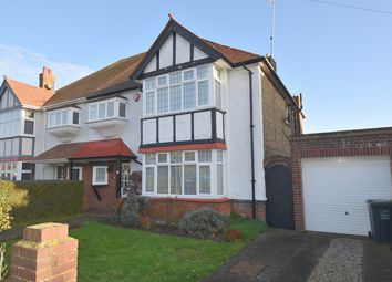 Thumbnail 4 bed semi-detached house for sale in Carlton Avenue, Broadstairs
