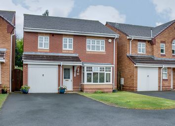 Thumbnail 4 bed detached house for sale in Katmandu Road, The Oakalls, Bromsgrove