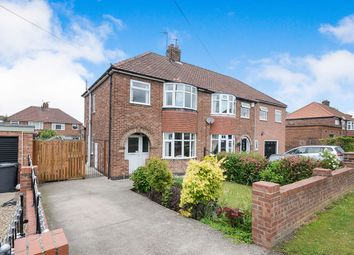 Thumbnail 3 bed semi-detached house for sale in Carr Lane, York