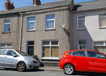 Thumbnail 2 bed terraced house to rent in Hereford Street, Newport