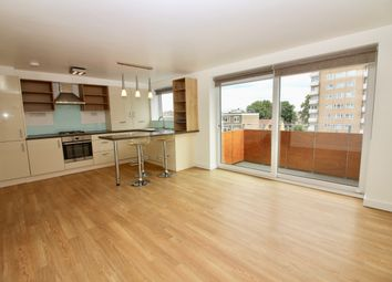 Thumbnail 2 bed flat to rent in Embassy Lodge, Green Lanes, Stoke Newington, London