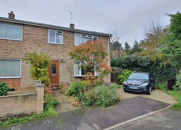 Thumbnail 3 bed end terrace house for sale in St Michaels Close, Fringford