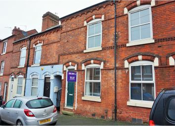 Thumbnail 3 bed terraced house to rent in Maud Street, Nottingham