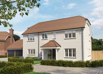 Thumbnail 5 bed detached house for sale in Vere Meadows, Benenden, Cranbrook