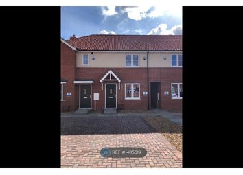 Thumbnail 2 bed terraced house to rent in De Montfort Gardens, Lincolnshire