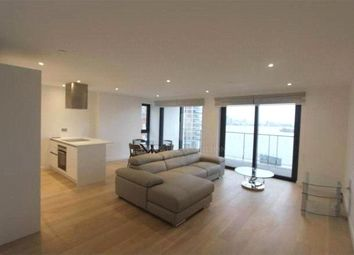 Thumbnail 3 bedroom property to rent in Horizons Tower, Yabsley Street, London, United Kingdom