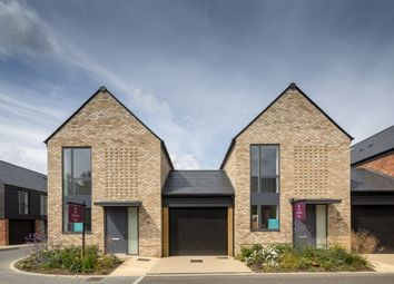Thumbnail 2 bed link-detached house for sale in Belsteads Farm Lane, Little Waltham, Chelmsford