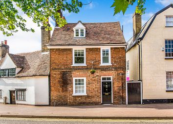 Thumbnail 5 bed semi-detached house for sale in St. Andrew Street, Hertford