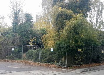 Thumbnail Land for sale in Site At 37 Vicarage Road, Stony Stratford, Buckinghamshire