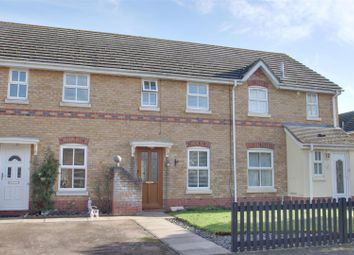 Thumbnail 2 bed terraced house for sale in Elmers Lane, Kesgrave, Ipswich