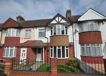 Thumbnail 3 bed terraced house to rent in Old Road East, Gravesend