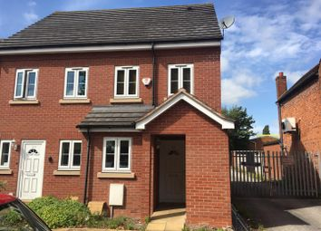 Thumbnail 2 bed terraced house to rent in Field Road, Bloxwich, Walsall