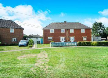 Thumbnail 3 bed semi-detached house for sale in Clarkes Leaze, Yatton Keynell, Chippenham