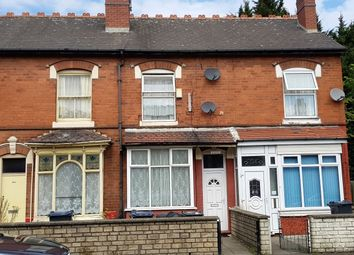 Thumbnail 3 bedroom terraced house for sale in Nineveh Rd, Birmingham