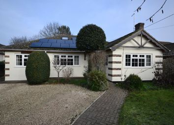 Thumbnail 4 bedroom detached bungalow for sale in Grove Road, Harwell