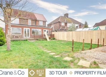 Thumbnail 4 bed detached house for sale in Western Road, Hailsham
