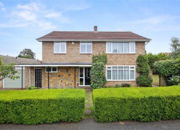 Thumbnail 4 bed detached house for sale in Westdene Way, Weybridge, Surrey