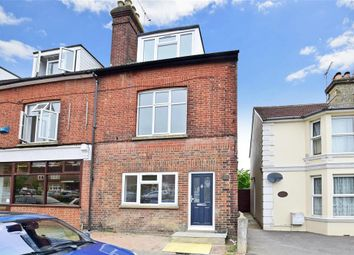 Thumbnail 1 bed flat for sale in Farningham Road, Crowborough, East Sussex