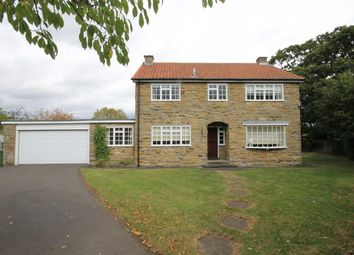 Thumbnail 4 bed detached house for sale in Spring Hill, Welbury, Northallerton