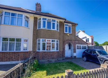 Thumbnail 3 bed semi-detached house for sale in Park Avenue, Whitton, Hounslow
