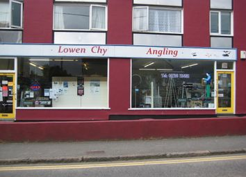 Thumbnail Retail premises for sale in 67 Clifden Road, St Austell, Cornwall