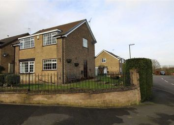Thumbnail 3 bed detached house for sale in High Edge Drive, Heage, Derbyshire
