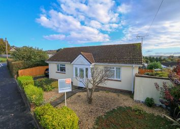 Thumbnail 2 bed detached bungalow for sale in Coombesend Road, Kingsteignton, Newton Abbot