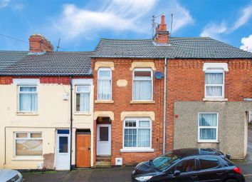Thumbnail 1 bed terraced house for sale in Hill Street, Kettering
