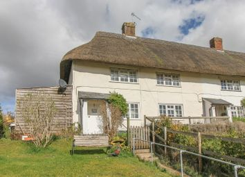 Thumbnail 2 bed cottage for sale in Amport, Andover, Hampshire