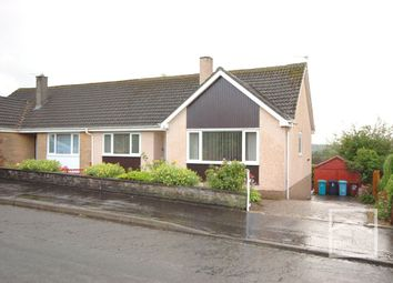 Thumbnail 2 bed bungalow for sale in Bowmore Gardens, Uddingston, Glasgow
