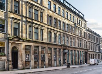 Thumbnail 1 bed flat for sale in South Frederick Street, Glasgow