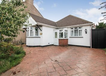 Cross Road, Hawley, Dartford DA2. 3 bed detached bungalow for sale