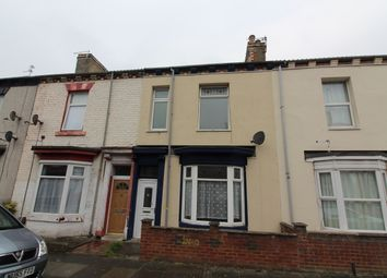 Thumbnail 3 bed detached house to rent in Johnson Street, Hartlepool