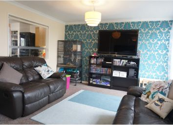 Thumbnail 2 bed flat for sale in Ridding Close, Shirley, Southampton
