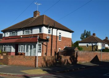 Thumbnail 3 bed semi-detached house for sale in Hampton Road West, Feltham, Greater London