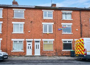 Thumbnail 3 bed terraced house for sale in Silk Street, Sutton-In-Ashfield, Nottinghamshire, Notts