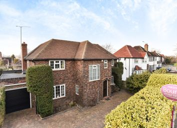Thumbnail 5 bed detached house for sale in Longley Road, Farnham, Surrey