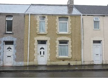 Thumbnail 3 bed flat to rent in Vicarage Road, Morriston, Swansea