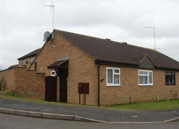 Thumbnail 2 bedroom detached bungalow to rent in Fairhurst Way, Earls Barton, Northampton