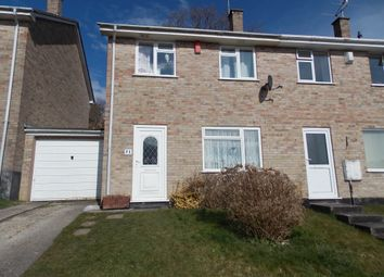 Thumbnail 3 bed end terrace house to rent in Polgover Way, St. Blazey, Par