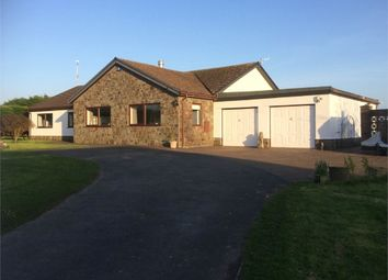 Thumbnail 4 bed detached bungalow for sale in Anderson Lane, Southgate, Swansea, West Glamorgan