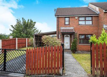 Thumbnail 2 bedroom semi-detached house for sale in Dyffryn Aur Road, Llansamlet, Swansea
