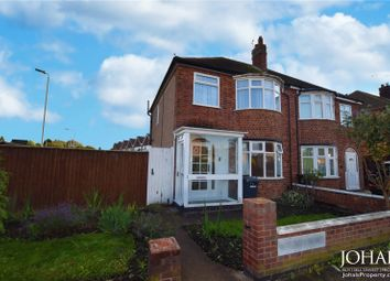 3 bed semi-detached house to rent in Hylion Road, Leicester, Leicestershire LE2