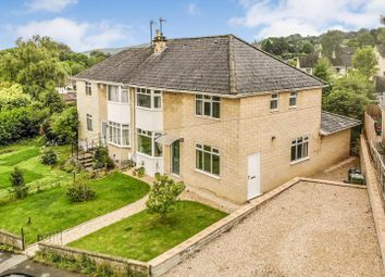 4 bed semi-detached house for sale in Eagle Road, Northend, Bath BA1