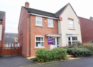 Thumbnail 4 bed detached house for sale in Elmwood Road, Telford
