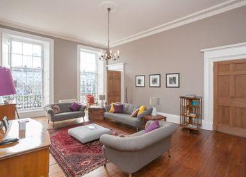Thumbnail 3 bed flat to rent in Walker Street, Edinburgh