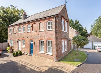 Thumbnail 2 bed semi-detached house for sale in Ashwood Mews, St Albans